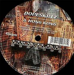 12inch - Dope Skillz Hong Kong / Break The Loop Part 2