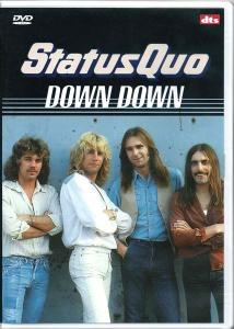 DVD - Status Quo Down Down