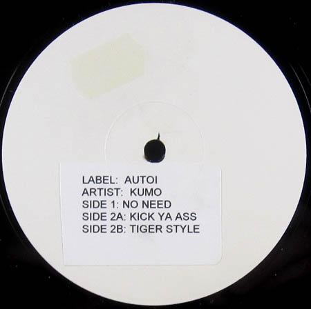 12inch - Kumo No Need