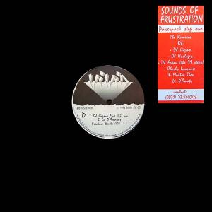 2x12inch - Lt. D'Amato Sounds Of Frustration Powerpack Step One
