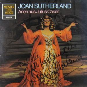 LP - Sutherland, Joan Arien aus Julius C