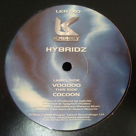 12inch - Hybridz Voodoo / Cocoon