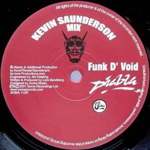 12inch - Funk d'Void Diabla - Remixes
