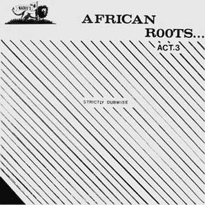 CD - Wackie's African Roots Act 3