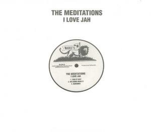 CD - Meditations, The I Love Jah