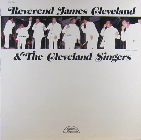 LP - Reverend James Cleveland & The Cleveland Singers Reverend James Cleveland And The Cleveland Singers