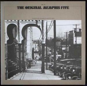 LP - Original Memphis Five, The The Original Memphis Five