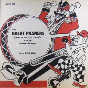 LP - Great Pilsners, The The Great Pilsners