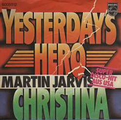7inch - Jarvis, Martin Yesterday's Hero