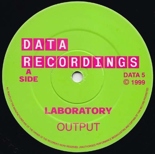 12inch - Output Laboratory / I'm Bad