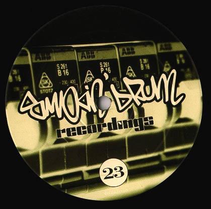 12inch - Smoke Starr 68ers / Rolledge