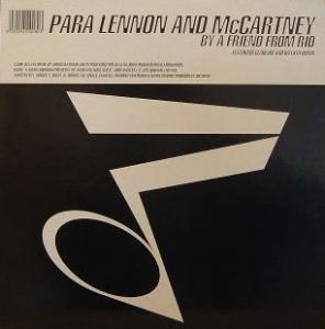 10inch - Friends From Rio Para Lennon And McCartney