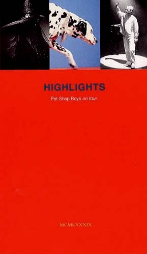 Video - Pet Shop Boys Highlights - Pet Shop Boys On Tour