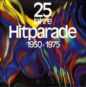 3LP - Various Artists 25 Jahre Hitparade 1950 -1975