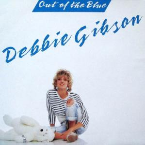 12inch - Gibson, Debbie Out Of The Blue