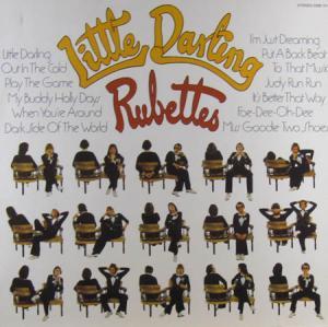 LP - Rubettes Little Darling