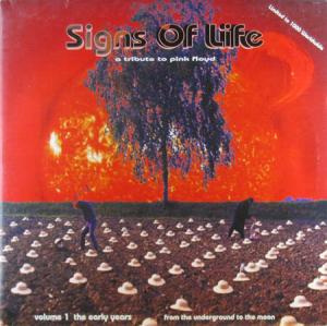 2LP - Various Artists Signs Of Life - A Tribute To Pink Floyd