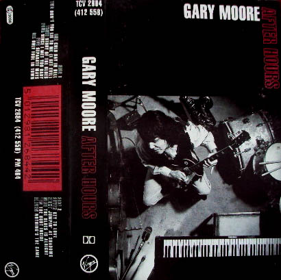 Cassette - Moore, Gary After Hours