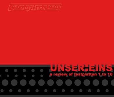 CD - Various Artists Unser : Eins