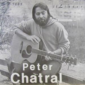 LP - Chatral, Peter 11 Lieder