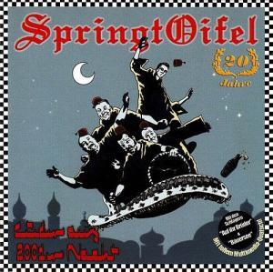 2CD - SpringtOifel Lieder Aus 2001er Nacht