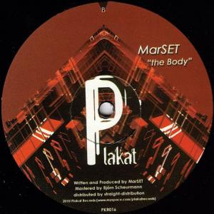 12inch - MarSET Get Up / The Body
