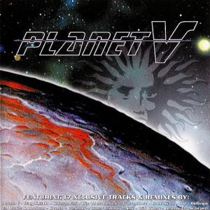 2CD - Various Artists Planet V