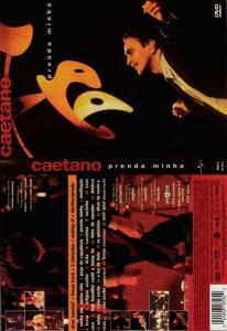 DVD - Veloso, Caetano Prenda Minha - Concert Film