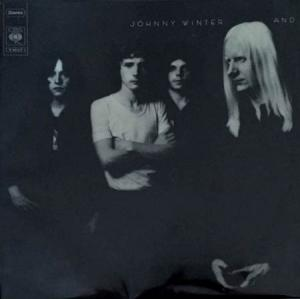 LP - Winter, Johnny Johnny Winter And