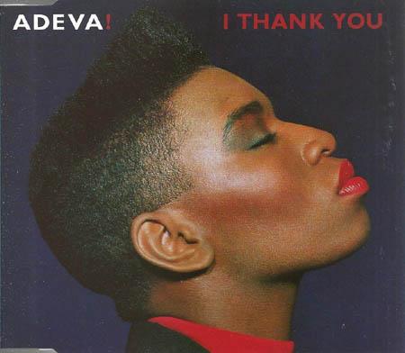 CD:Single - Adeva I Thank You