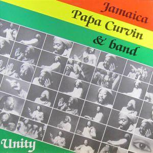LP - Jamaica Papa Curvin & Band Unity