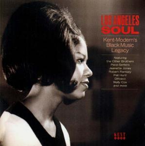 CD - Various Artists Los Angeles Soul - Kent-Modern's Black Music Legacy