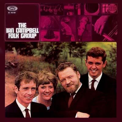 LP - Campbell, Ian Folk Group The Ian Campbell Folk Group