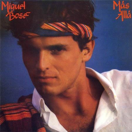 LP - Bose, Miguel Mas Alla