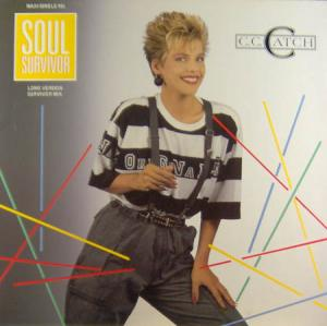 12inch - C.C. Catch Soul Survivor