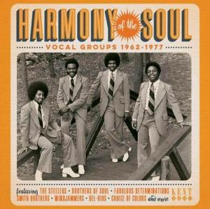 CD - Various Artists Harmony Of The Soul - Vocal Groups 1962-1977