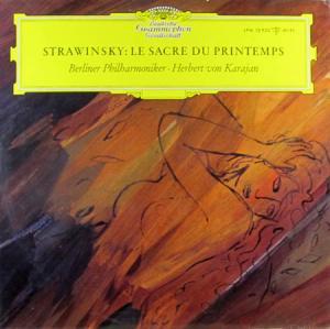 LP - Strawinsky, Igor Le Sacre Du Printemps