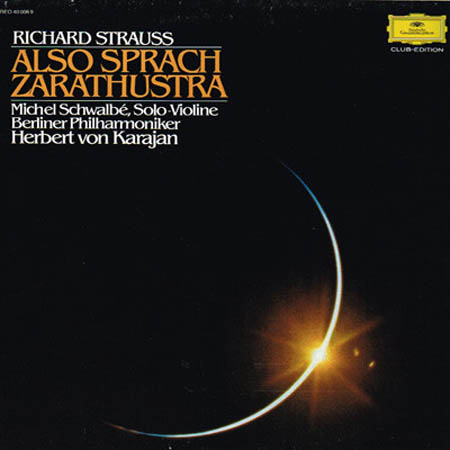 LP - Strauss, Richard Also Sprach Zarathustra