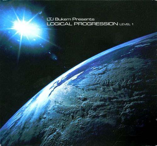 3CD - Various Artists pres. by LTJ Bukem Logical Progression Level 1