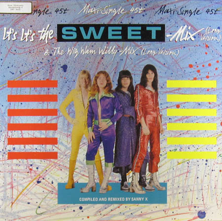 12inch - Sweet, The It's It's The Sweet Mix