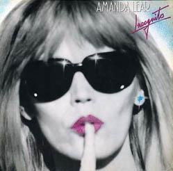 LP - Lear, Amanda Incognito
