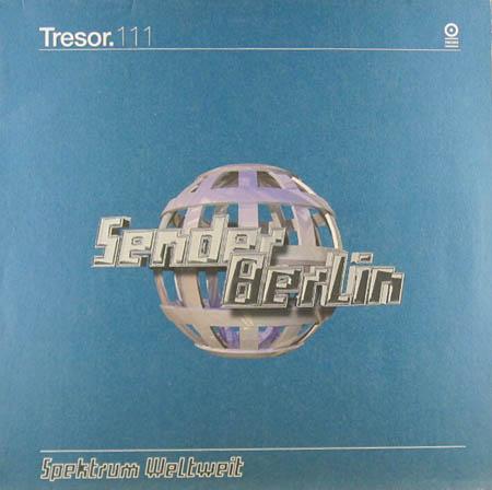 2LP - Sender Berlin Spektrum Weltweit