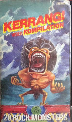 Video - Various Artists Kerrang! Video Kompilation