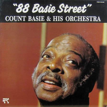 LP - Basie, Count & His Orchestra 88 Basie Street