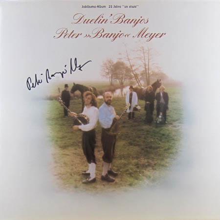 """LP - Meyer, Peter """"Banjo"""" Duelin' Banjos"""