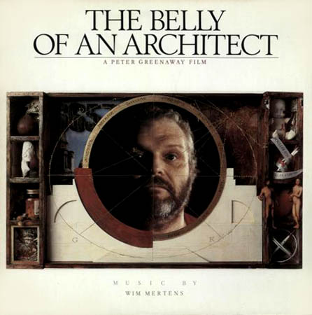 LP - Soundtrack The Belly Of An Architect