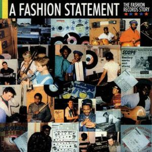 CD - Various Artists A Fashion Statement - The Fashion Records Story