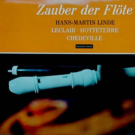 LP - Linde, Hans-Martin Zauber Der Fl