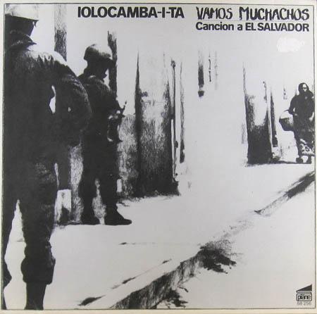 LP - Iolocamba-i-ta Vamos Muchachos