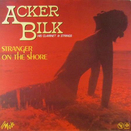 LP - Acker Bilk Stranger On The Shore